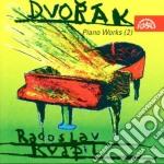 Opere x pf vol.2: valzer op.54, eclogues cd musicale di Antonin Dvorak
