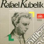 Kubelik rafael interpreta cd musicale