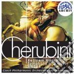 Czech Pcando - Cherubini - Requiem Mass No.2 cd musicale di Cherubini