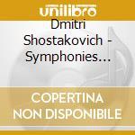 Shostakovich symphonies 1, 5 cd musicale di Karel Ancerl