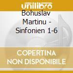 Integrale delle sinfonie cd musicale di Martinu