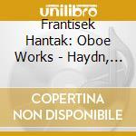 Concerti per oboe cd musicale di Mozart/haydn