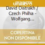 Violin concert cd musicale di David Oistrakh