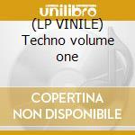 (LP VINILE) Techno volume one lp vinile di Italian dance classi