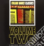 (LP VINILE) Techno volume two lp vinile di Italian dance classi