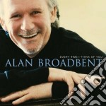 Every time i think of you cd musicale di Broadbent Alan