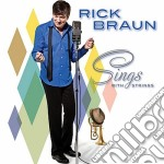 Sings with strings cd musicale di Rick Braun