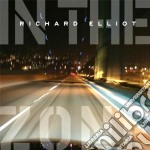 In the zone cd musicale di Richard Elliot