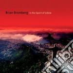 In the spirit of jobim cd musicale di Brian Bromberg