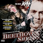 Beethoven shreds cd musicale di Kat Great
