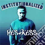 Istitutionalized cd musicale di Kass Ras