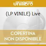 (LP VINILE) Live lp vinile