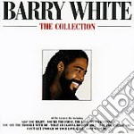 BARRY WHITE - THE COLLECTION cd musicale di BARRY WHITE