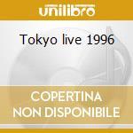 Tokyo live 1996 cd musicale di Incognito