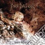 Predator - Homo Infimus cd musicale di Predator