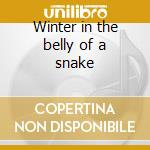 Winter in the belly of a snake cd musicale di Snares Venetian
