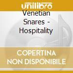 Venetian Snares - Hospitality cd musicale di VENETIAN SNARES