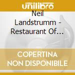RESTAURANT OF ASSASSINS                   cd musicale di Neil Landstrumm