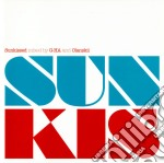 SUNKISSED (MIX CD) cd musicale di V/A