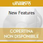 NEW FEATURES cd musicale di HIM