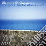 EARTH IS BLUE                             cd musicale di DAMON & NAOMI