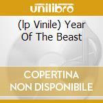 (LP VINILE) YEAR OF THE BEAST                         lp vinile di Waltz C-rays