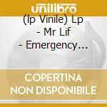 (LP VINILE) LP - MR LIF               - EMERGENCY RATIONS lp vinile di Lif Mr