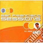 San francisco sessions vol. 2 cd musicale di Dj john howard