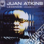 Legends - mixed by juan atkins cd musicale