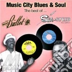 Music city blues & soul cd musicale di Artisti Vari