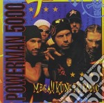 Powerman 5000 - Mega!!Kung Fu Radio cd musicale di Powerman 5000