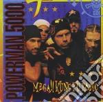 Mega!!kung fu radio cd musicale di Powerman 5000