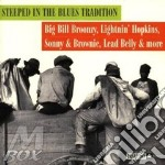 Steeped in blues traditio - cd musicale di B.billy broonzy/lead belly & o