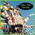Steel drum festival - cd musicale di Artisti Vari