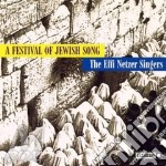 Festival of jewish song cd musicale di The effi nerzer sing