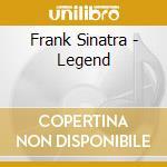 The legend cd musicale di Frank Sinatra