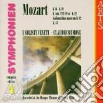 Sinf.giov. v.1 -solisti veneti,c.scimone cd musicale di Wolfgang Amadeus Mozart