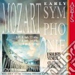 Mozart, W. A. - Early Symphonies Vol.2 cd musicale di Wolfgang Amadeus Mozart