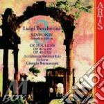 Sinfonie (integrale vol 3^)-g.bernasconi cd musicale di Boccherini
