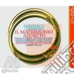 Matrimonio segreto -antoniozzi, '91 cd musicale di Cimarosa