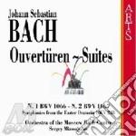 Suites per orch. vol. 1 - miassojedov cd musicale di Johann Sebastian Bach
