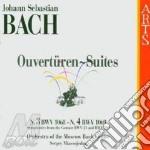 Suites per orch. vol. 2 - miassojedov cd musicale di Johann Sebastian Bach