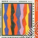 Nascosto/diffrences etc -contempoensmble cd musicale di Etc Bussotti/berio