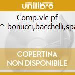Comp.vlc pf v.1^-bonucci,bacchelli,spada cd musicale di Martucci/respighi