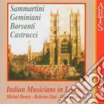 Italian musicians in london - r.gini cd musicale di Artisti Vari