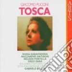 Tosca - kabaivanska,antinori,dara cd musicale di Puccini
