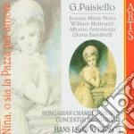 Nina o sia la pazza per amore - hirsch cd musicale di Paisiello