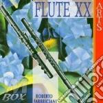 Comp. contemp. per fl. - r. fabbriciani cd musicale di Fabbriciani -vv.aa.