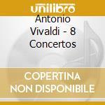 Conc. fl, ob, vln e fag - fabbriciani cd musicale di Antonio Vivaldi
