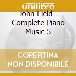 Integ. per pf vol. 5^(notturni) -p.spada cd musicale di J. Field